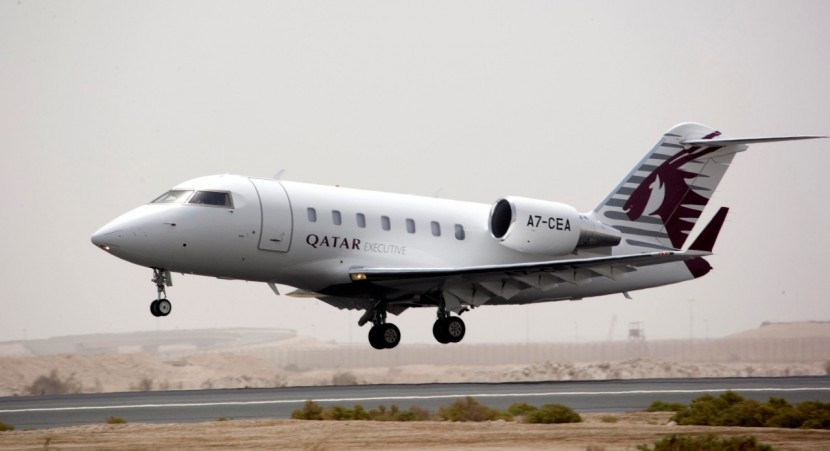 Qatar Airways private jet division to double its Bombardier aircraft